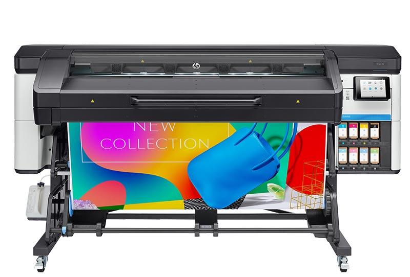 De nieuwe Latex 700 en 800 printers series bij Tripa verkrijgbaar. ✓ De beste deal vind je bij Tripa ✓ Witte inkt!   Boek nu bij ons een demo. ✓ €5000,- cashback. Printer, latex, HP latex, grootformaat printer